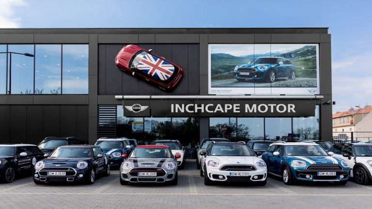 Inchcape Motor, Inchcape Motor Poland, Inchcape Motor Wrocław, MINI Dealer Wrocław